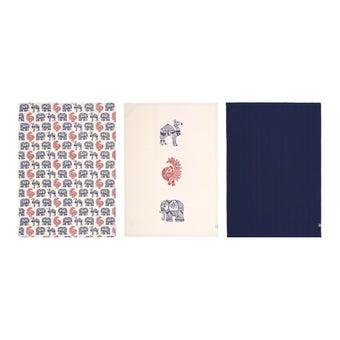 ผ้าเช็ดมือ Joy 50x70cm Set3-00