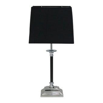 โคมไฟ โคมไฟตั้งโต๊ะ รุ่น Modern สีสีเงิน-SB Design Square