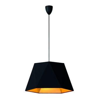 โคมไฟ โคมไฟแขวน รุ่น Modern สีสีดำ-SB Design Square
