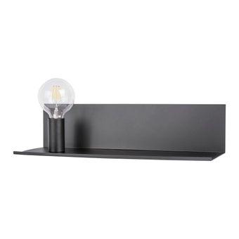 โคมไฟ โคมไฟติดผนัง สีสีดำ-SB Design Square