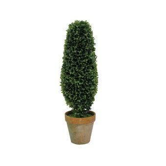 ต้นไม้ประดิษฐ์#ST12-T189 พลาสติก สีเขียว/JST-00