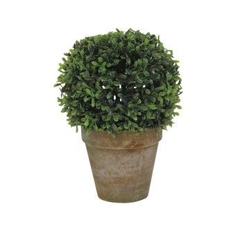 ต้นไม้ประดิษฐ์#ST15-T087D พลาสติก สีเขียว/JST