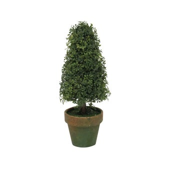 ต้นไม้ประดิษฐ์#ST12-T328 พลาสติก สีเขียว/JST
