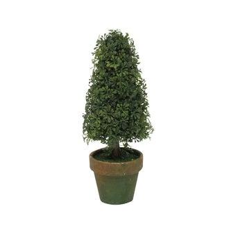 ต้นไม้ประดิษฐ์#ST12-T328 พลาสติก สีเขียว/JST-00