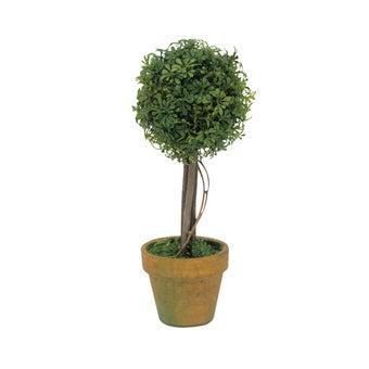 ต้นไม้ประดิษฐ์#ST12-T329 พลาสติก สีเขียว/JST