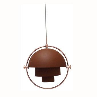 โคมไฟ โคมไฟแขวน รุ่น Modern สีสีน้ำตาล-SB Design Square