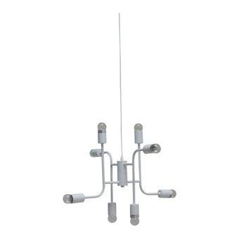 โคมไฟ โคมไฟแขวน รุ่น Modern สีสีขาว-SB Design Square