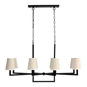 โคมไฟ โคมไฟแขวน รุ่น Luxury สีสีเงิน-SB Design Square