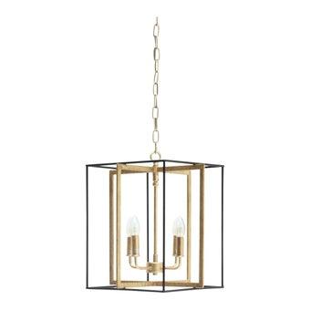 โคมไฟ โคมไฟแขวน รุ่น Luxury สีสีทอง-SB Design Square