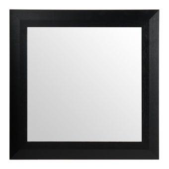กระจกติดผนัง รุ่น Marlo สีดำ1
