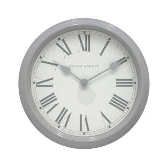 นาฬิกาแขวนผนัง#3602421 โลหะ สีขาว-01