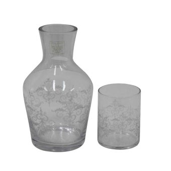 เหยือกน้ำและแก้ว#3587212 สีใส-00