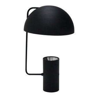 โคมไฟ โคมไฟตั้งโต๊ะ รุ่น Luxury สีสีดำ-SB Design Square
