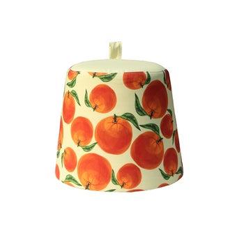 สตูล รุ่น Yuzu สีเหลืองส้ม