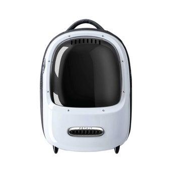 กระเป๋าสัตว์เลี้ยง Xiaomi Petkit#PKEB1015WG/ขาว/FLK สีขาว1