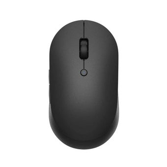 เม้าไร้สายXiaoMi Dual Mode Wireless Mouse Silent Edition ดำ/FLK สีดำ1