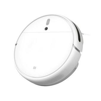 หุ่นยนต์ดูดฝุ่น XiaoMi Robot Vacuum-Mop#SKV4093GL/FLK สีขาว01