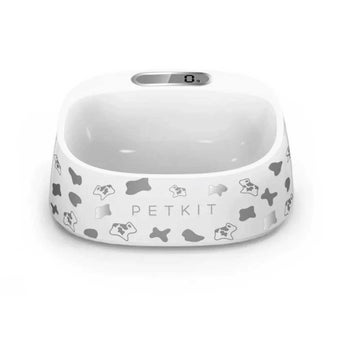 ชามอาหารสัตว์ XiaoMi Petkit FRESH Pet Smart Bowl#PKSB1003CG/เทา/FLK สีเทา01