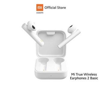 หูฟัง Xiaomi Earphones 2 Basic/FLK สีขาว1