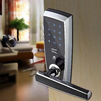 กลอนประตูดิจิตอล Digital Door Lock รุ่น Molilock 116E98-02