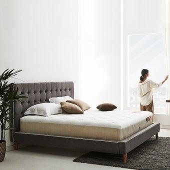ที่นอน Omazz รุ่น Organique Plus 3.5 ฟุต แถมฟรี ชุดเครื่องนอน 5 ชิ้น