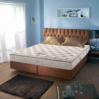 ที่นอน Springmate รุ่น Heaven ขนาด 6 ฟุต แถมฟรีชุดเครื่องนอน จำนวน 12 ชิ้น-01