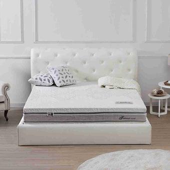 ที่นอน ที่นอนเมมโมรี่โฟม สีสีขาว-SB Design Square