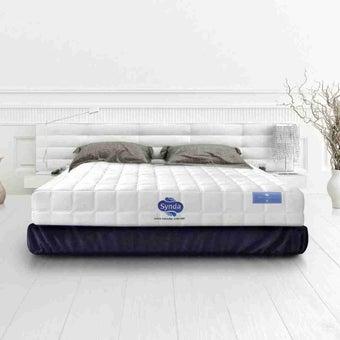 ที่นอน Synda รุ่น Body Perfect ขนาด 5 ฟุต แถมฟรี! ชุดเครื่องนอนซินด้า 11 ชิ้น-00