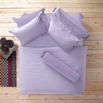 Lotus ชุดผ้าปู 5ฟุต 5ชิ้น พร้อมผ้าห่มนวม รุ่น Impression Solid : LI-SD 17
