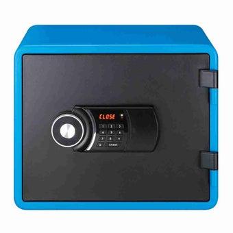 อุปกรณ์รักษาความปลอดภัยภายในบ้าน ตู้เซฟ สีสีฟ้า-SB Design Square