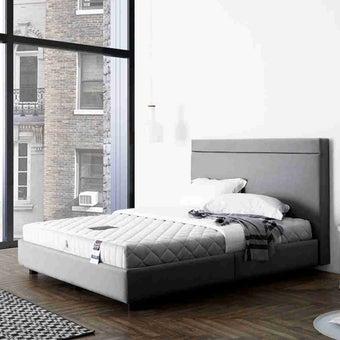ที่นอนยางพารา DUNLOPILLO รุ่น INSPIRE สีขาว : SB Design Square