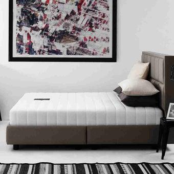 ที่นอนสปริง ที่นอน ฟูก  สีขาว Dunlopillo : SB Design Square