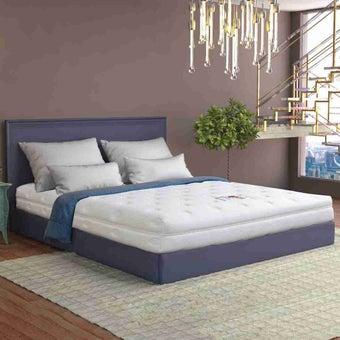 ที่นอนพ็อกเก็ตสปริง ฟูก ที่นอน สีขาว Slumberland : SB Design Square