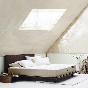 ที่นอน Omazz รุ่น Organique 5 ฟุต  แถมฟรี ชุดเครื่องนอน 7 ชิ้น