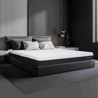 ที่นอนเมมโมรี่โฟม Herva รุ่น Grazia ขนาด 3.5 ฟุต แถมฟรี! ชุดเครื่องนอน 8 ชิ้น-00