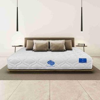 ที่นอน SYNDA รุ่น Posture Blusio ขนาด 5 ฟุต แถมฟรี!หมอนหนุนสุขภาพซินด้า2ใบ-00