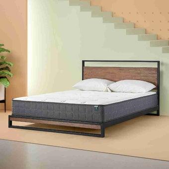 ที่นอน ที่นอนพ็อคเกตสปริง สีสีขาว-SB Design Square