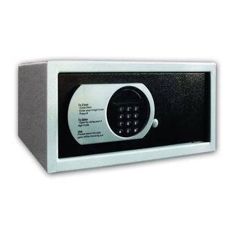 อุปกรณ์รักษาความปลอดภัยภายในบ้าน ตู้เซฟ สีสีเทา-SB Design Square