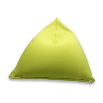 โซฟา Aneestyle รุ่น Scorpion bean bag (ทรงสามเหลี่ยม สีเขียว) -ANEESTYLE