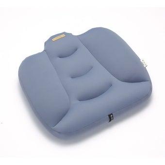 สินค้าเพื่อสุขภาพ เบาะรองนั่ง สีสีฟ้า-SB Design Square