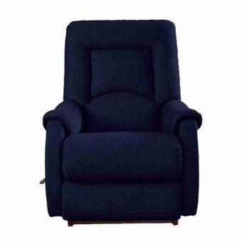 เก้าอี้ปรับเอนนอน La-Z-Boy 10T-741-C-142687 Serenity ผ้า i-Clean สี Midnight