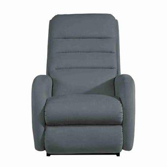 เก้าอี้ปรับเอนนอนไฟฟ้า La-Z-Boy 1PT-744-D-144057 Forum ผ้า i-Clean, สี Truffle
