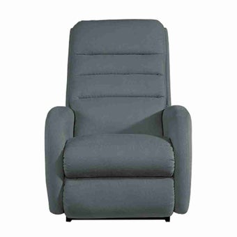 เก้าอี้ปรับเอนนอนไฟฟ้า La-Z-Boy 1PT-744-D-144057 Forum ผ้า i-Clean, สี Truffle-01