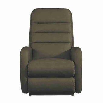 เก้าอี้ปรับเอนนอนไฟฟ้า La-Z-Boy 1PT-744-EM-714857 Forum หนังแท้ครึ่งตัว สี Pebble