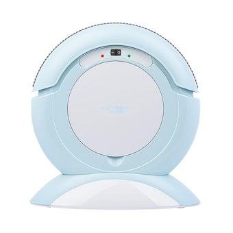 อุปกรณ์ทำความสะอาด หุ่นยนต์ดูดฝุ่น สีสีฟ้า-SB Design Square