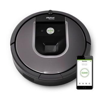 อุปกรณ์ทำความสะอาด หุ่นยนต์ดูดฝุ่น สีสีดำ-SB Design Square