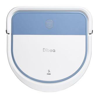 Dibea หุ่นยนต์ดูดฝุ่น Gyro mapping Wifi รุ่น D500 turbo -DIBEA