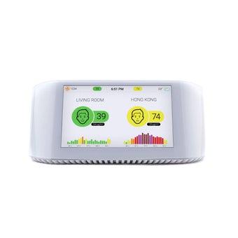 IQ Air เครื่องตรวจวัดคุณภาพอากาศ AirVisual Pro-01