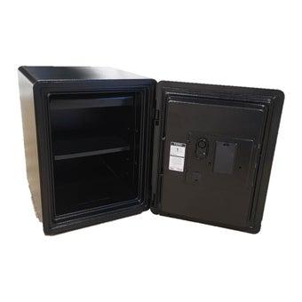 อุปกรณ์รักษาความปลอดภัยภายในบ้าน ตู้เซฟ สีสีเงิน-SB Design Square