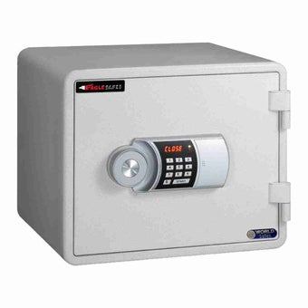 อุปกรณ์รักษาความปลอดภัยภายในบ้าน ตู้เซฟ สีสีครีม-SB Design Square
